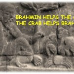 A Fable Story from India: Brahmin and The Crab