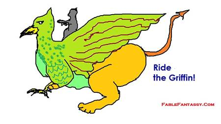 Ride the Griffin Short Stories Free Online