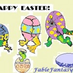 Happy Easter Bunny Pictures, Greetings, and Messages