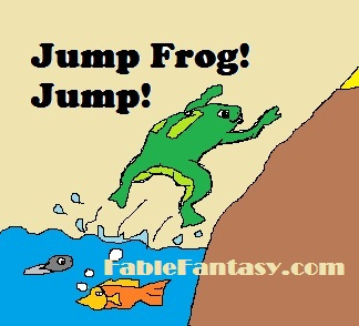 A Frog's Fable Story: Jump! Jump!