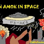 Run Amok in Space: Short Story about the Future Unity in Space