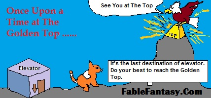 See You at The Top: small story for kids