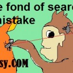 A Monkey Finding Flaws: Read Review before You Read This Interesting Short Fable Story