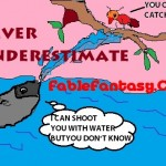 Fable of Weaver Ant and Archer Fish Tale: The Conclusion of Story