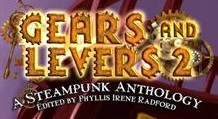 Steampunk Book Amazon Gears and Levers 2