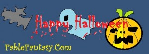 Happy Halloween by Fable Fantasy