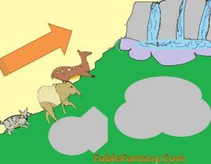 Motivational Fable Civet Story